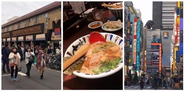Tokyo doesn't have to be expensive. Below are a few tips. All photos: Nikka Sarthou-Lainez