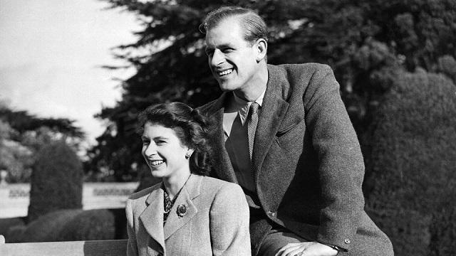 Queen Elizabeth Prince Philip To Celebrate Platinum Anniversary On