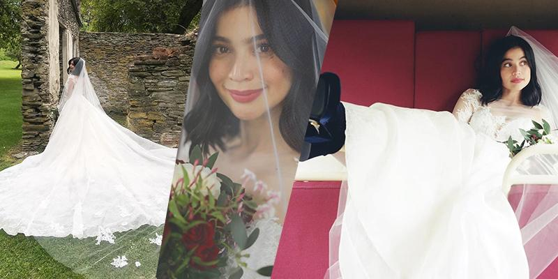 Anne Curtis blooms in a Monique Lhuillier gown and Prada boots for ...