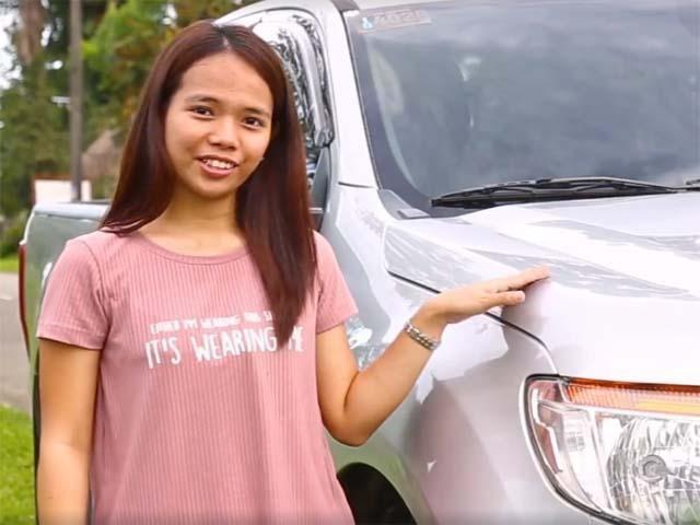 Pinay Teen Student Public