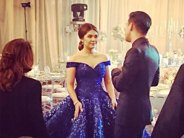 Image result for isabelle duterte debut gowns