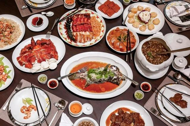 This Special 10 Course Lunar New Year Set Menu Is Fit For An Emperor