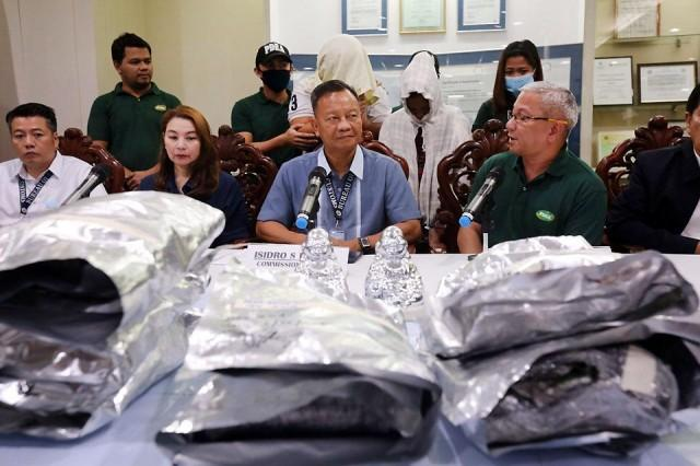 Chinese, Mexican cartels top sources of smuggled drugs in