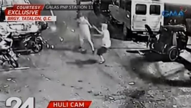 Image result for Lalaking pinagbabaril, nailagan daw ang mga bala