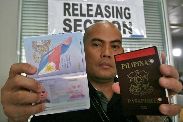 PHL drops 3 notches in passport index