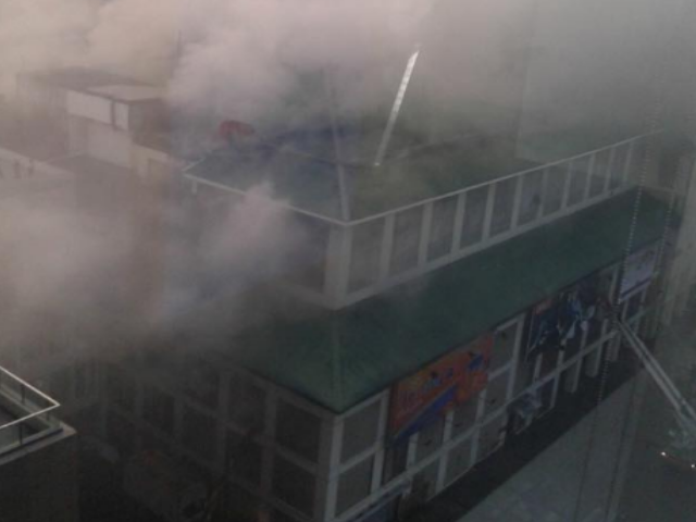 Putting out fire at Ayala mall in Cebu may take 2 more days | News
