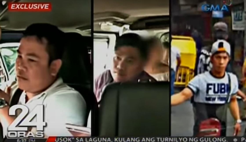 Dashcam records UV robbery in Manila, suspects' faces caught