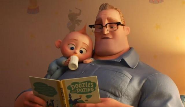 New Sneak Peek at 'Incredibles 2'