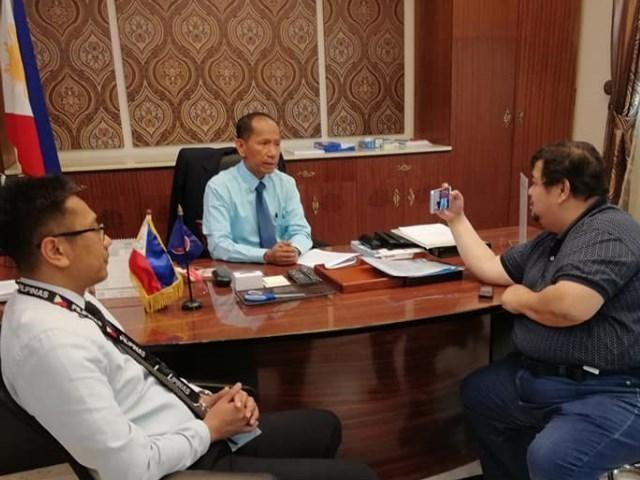 PHL Consulate General in Jeddah reports accomplishments to