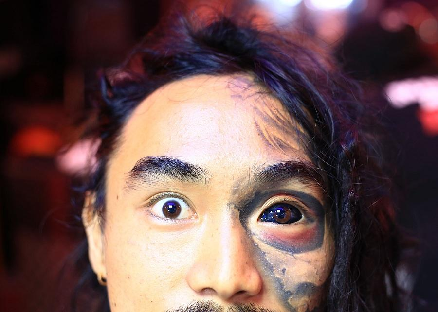 A word on eyeball tattooing | SciTech | GMA News Online