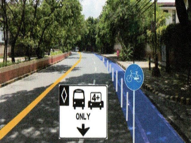 Parts Of Julia Vargas Ave In Pasig Declared As Carpool Lanes