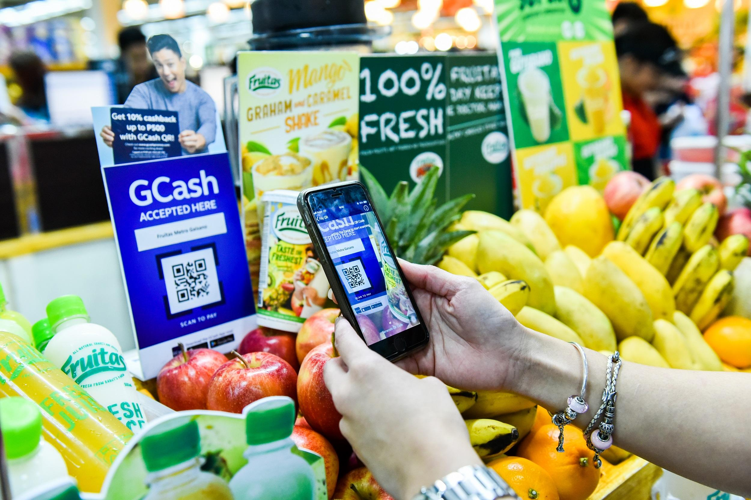 GCash reports tenfold growth in subscriber base in 3 years