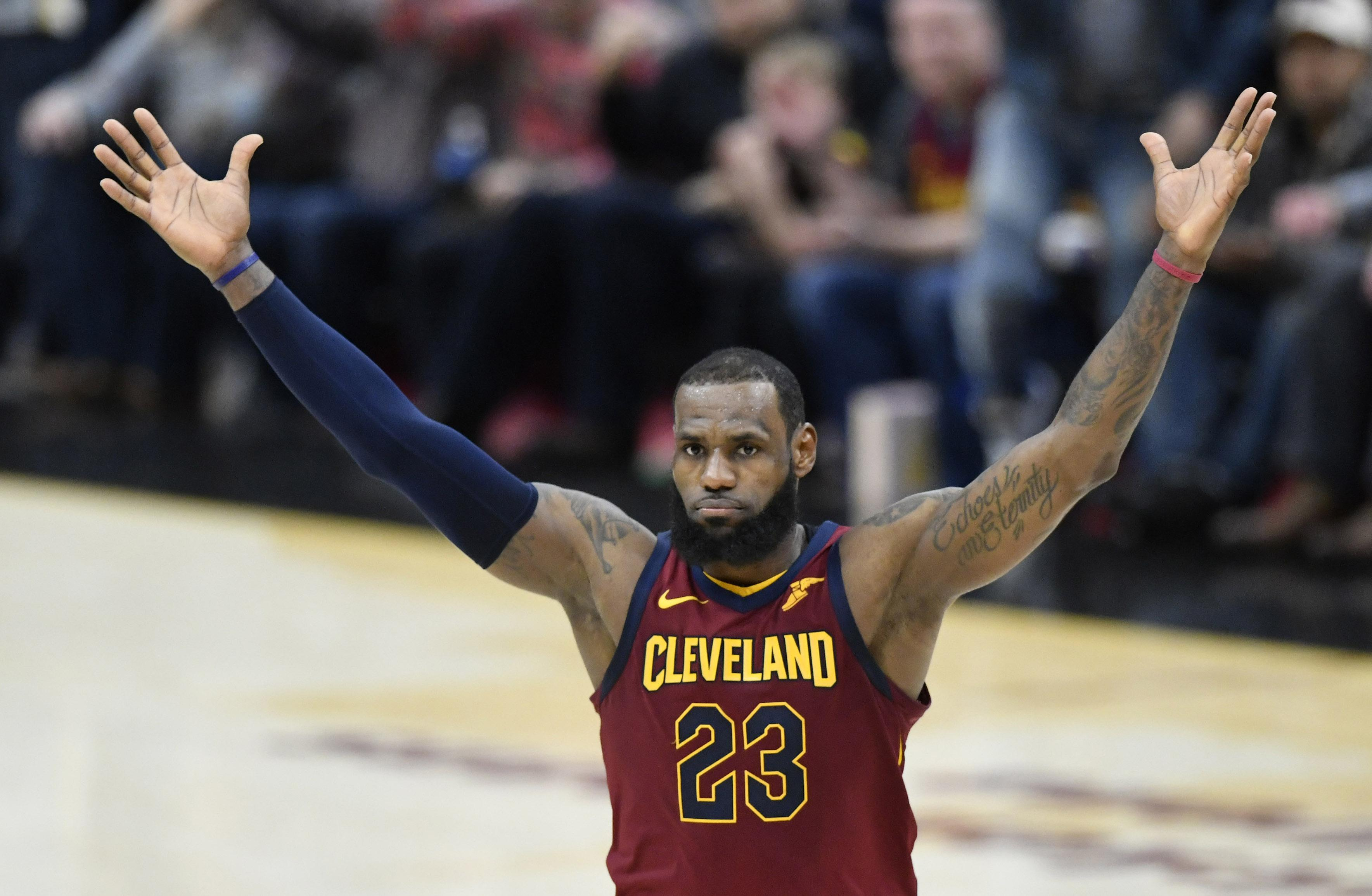 925d5a532af LeBron James to join Los Angeles Lakers in four-year