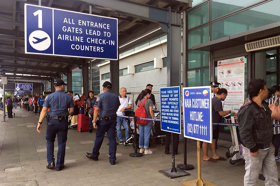 OTS updates list of prohibited items on flights, airports