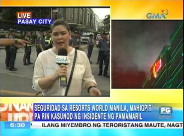 Unang Hirit nominated for Live Breaking News in Monte-Carlo