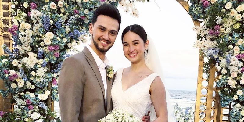 Coleen Garcia Billy Crawford Tie The Knot In Balesin Lifestyle