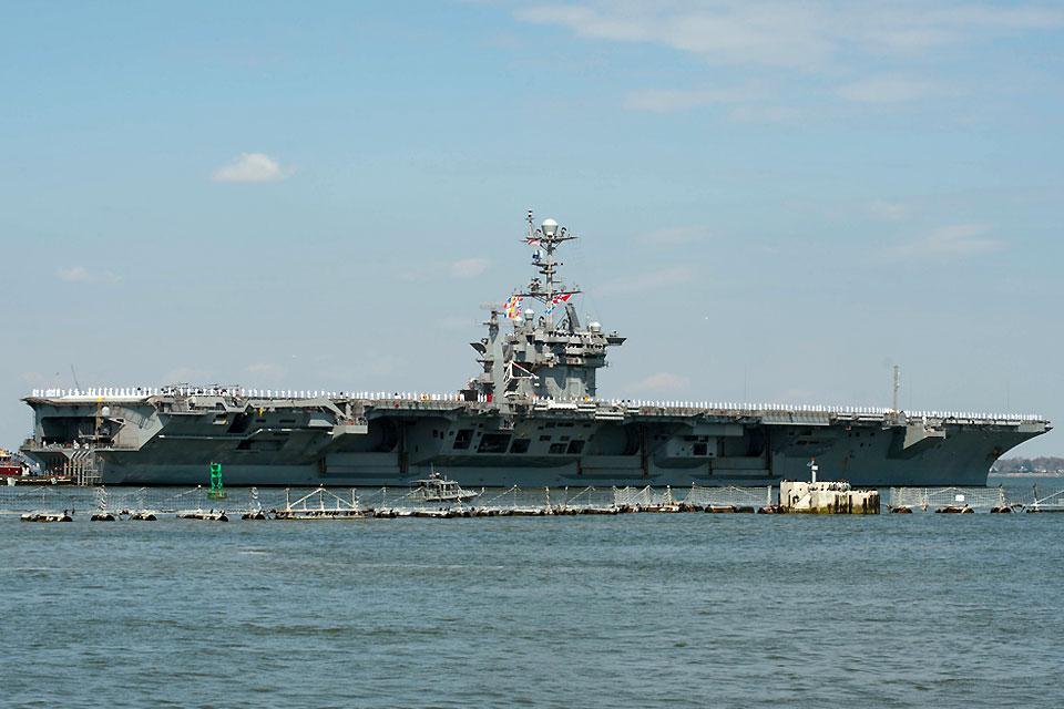 US Navy marks return of Cold War-era fleet | News | GMA News