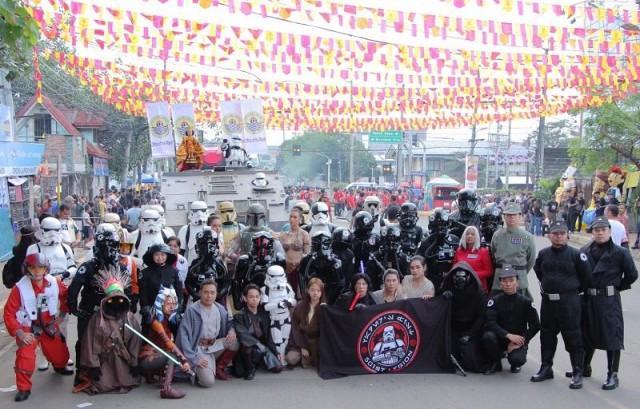 At 2018 Sinulog Festival in Cebu.