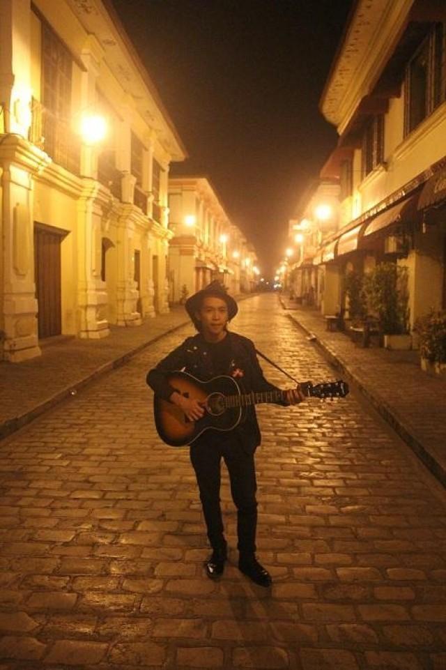 Ian Penn in Ilocos
