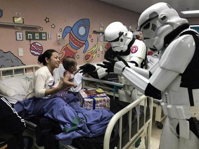 Ospital ng Maynila visit