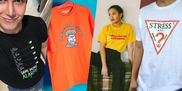 cool t shirt brands