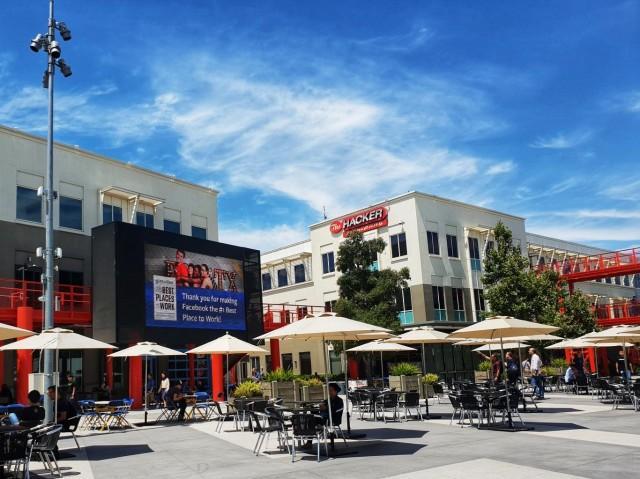 Inside Facebook HQ in California   SciTech   GMA News Online
