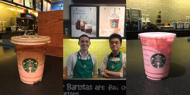 On Twitter A Pinoy Starbucks Barista Reveals Off The Menu