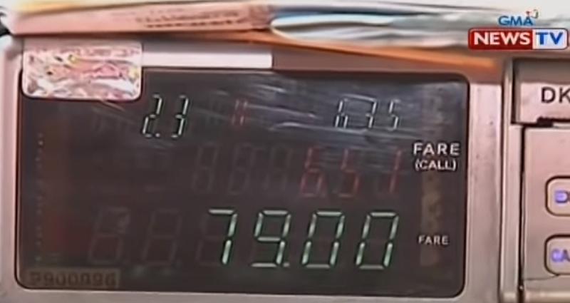 LTFRB starts recalibration, resealing of taxi meters | News | GMA