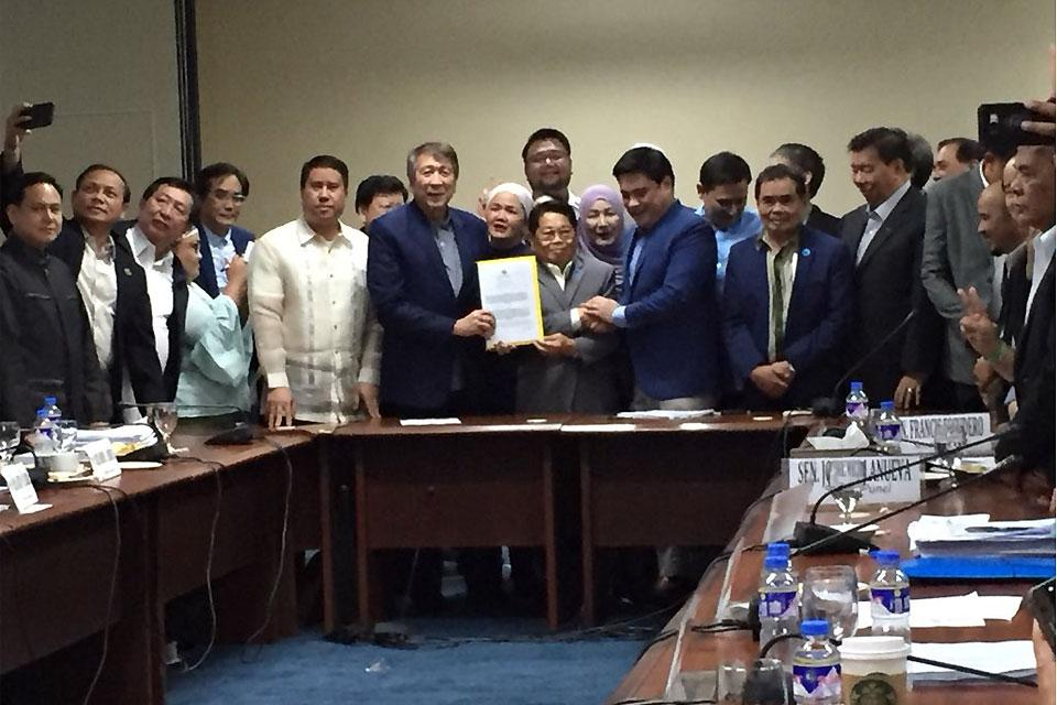Malacañang expects Duterte to sign Bangsamoro Organic Law on SONA