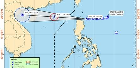 Henry threatens northern Cagayan, Signal No. 1 still up in 4 areas