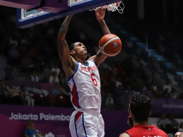 save off 05f84 d4af0 Gilas Pilipinas heading to FIBA World Cup without Clarkson ...