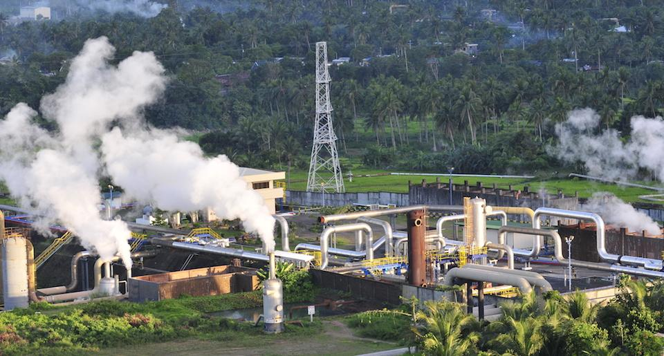AP Renewables, Philippine Geothermal sign supply and