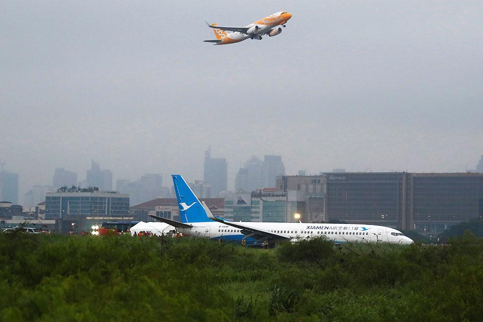 Xiamen Air incident renews interest in NAIA rehab, possible