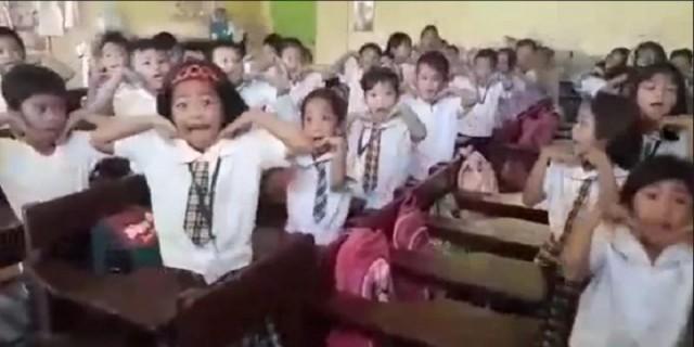Bibo kids impress with their morning greetings hashtag gma news bibo kids impress with their morning greetings m4hsunfo