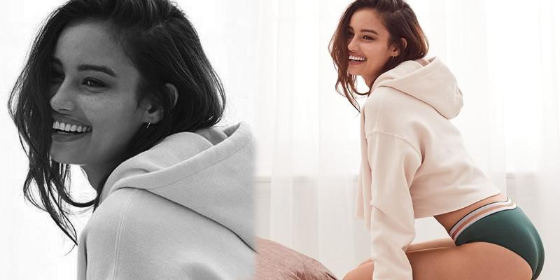 6fce6f30b8 Fil-Am model Kelsey Merritt takes a step closer to the Victoria s Secret  Fashion Show