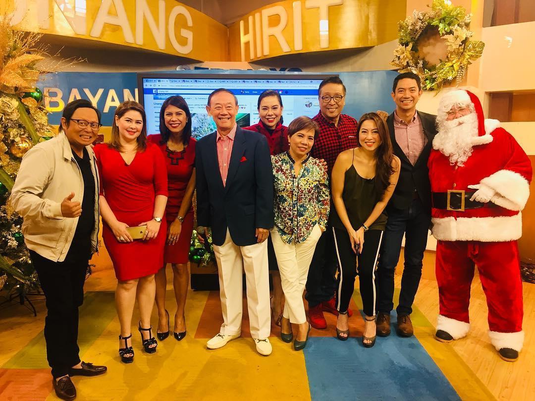 Jose Mari Chan serenades Unang Hirit with Christmas song | Hashtag ...