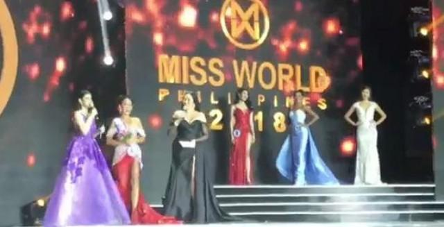 List: Fast Track Winners of Miss World Philippines 2018