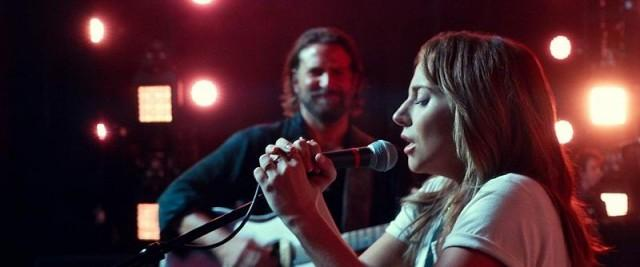 Lady Gaga on A Star is Born. Photo courtesy of IMDb