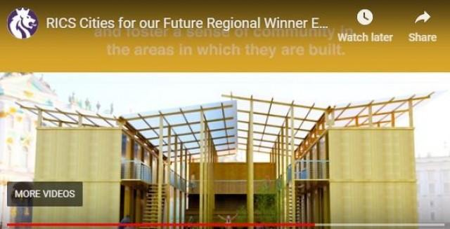 23 Year Old Pinoys Bamboo House Design Wins Cities For Our