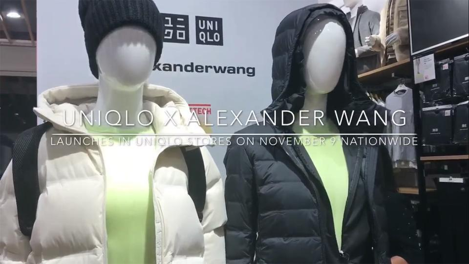 17ab7dcfcdc58 Uniqlo x Alexander Wang ensembles are this season's fashionable must-haves  | Lifestyle | GMA News Online