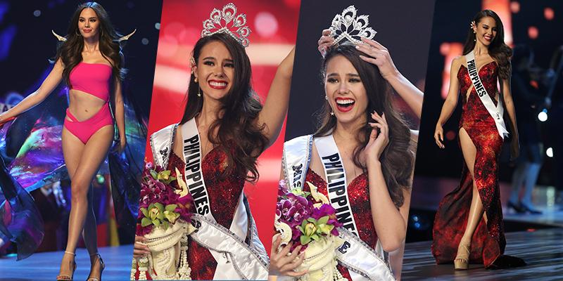 Catriona Gray's journey to the Miss Universe 2018 crown | Lifestyle