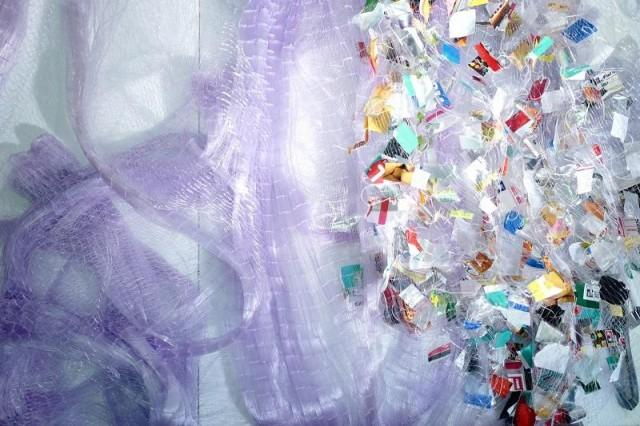 "Olivia d'Aboville's ""Plastic in our Oceans"" 