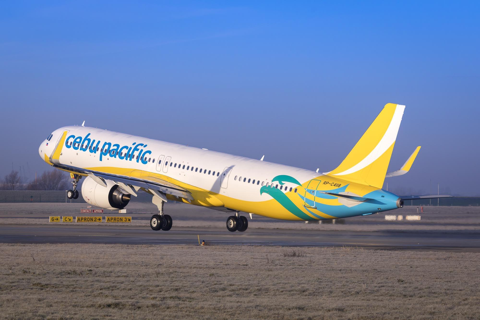Cebu Pacific launches P299 promo fare for domestic flights