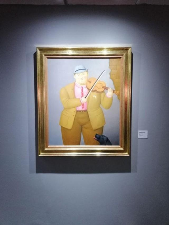 Fernando Botero. Photo: Rachelle Medina