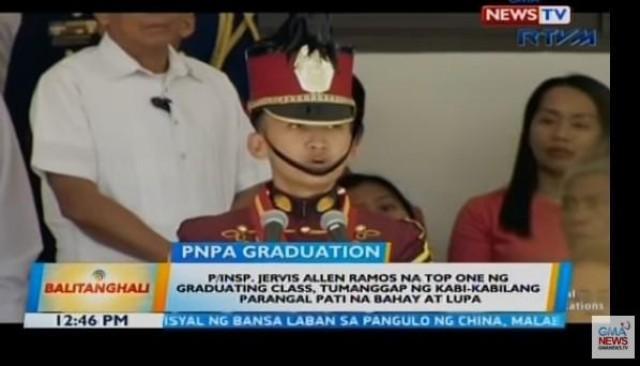 Driven by poverty, Tondo boy tops PNPA Class of 2019 | News | GMA