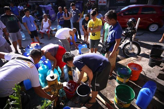 Increased demand, over-reliance on Angat Dam blamed for water supply