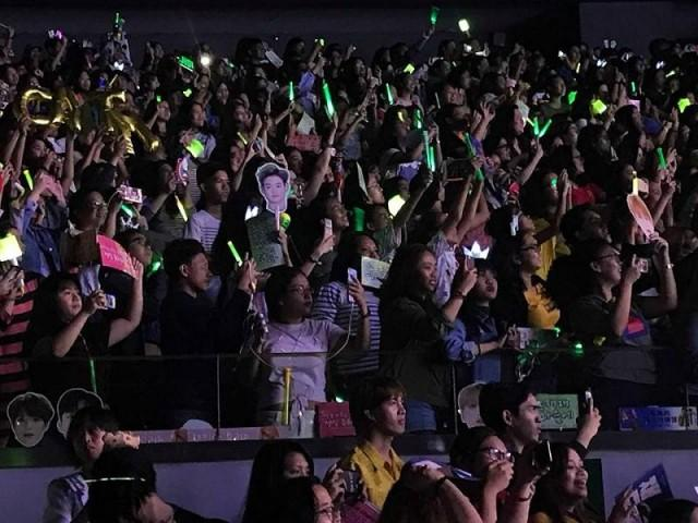 The 2019 K-pop friendship concert in Manila: An experience from a