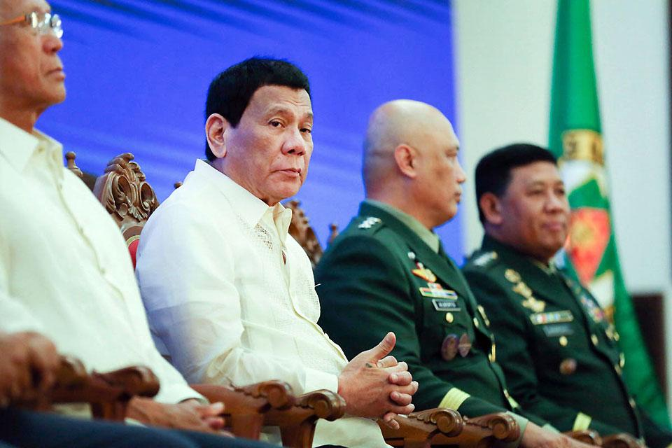 duterte admits isis problem won 39 t be finished within his term news gma news online. Black Bedroom Furniture Sets. Home Design Ideas