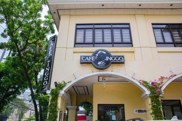 Cafe Inggo will remain open on Maundy Thursday and Good Friday. 17am-10pm. Photo: Ching Dee/GMA News