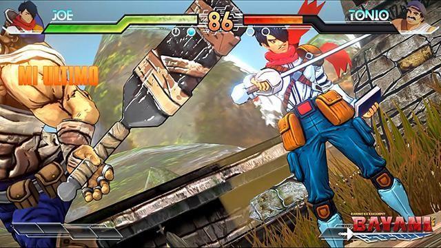 Pinoy fighting game 'Bayani' now has free demo